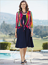 Plus Size Dresses for Women Over 50   Drapers & Damons