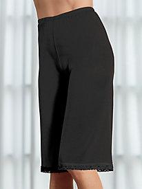 Filament Silk Knee-Length...