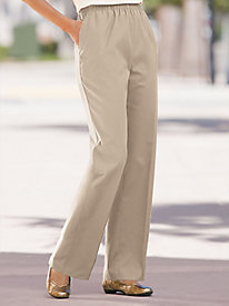 Classic Comfort® Pull-on Pants