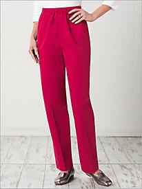 Classic Comfort® Pull-on Pants
