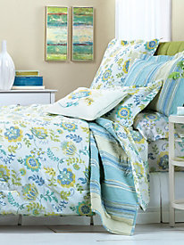 Delray Comforter, Shams & Sheet Set