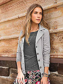 Women's Knit Knack Blazer