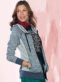 Women's Aventura Finley Hoodie Sweatshirt Jacket