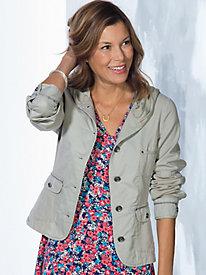 Women's Details, Details Hooded Jacket