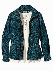Women's Praise the Cord Print Jacket