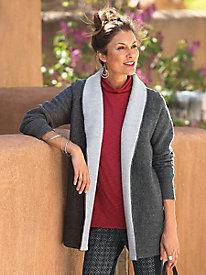 Insta-Style Wool Jacket...