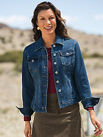 Shirt-Easy Jean Jacket