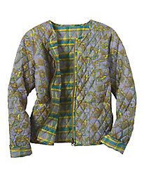 Short Reversible Jacket...