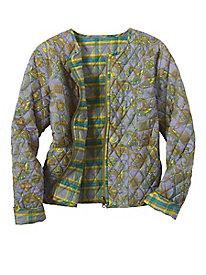 Short Reversible Jacket