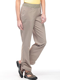 Women's New Flex-Time Pants by Sahalie