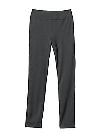 Ponte Pull-On Ankle Pants