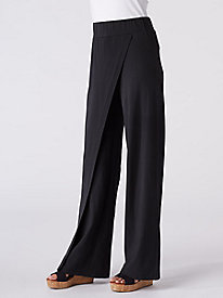 Bella Coola Solid Wrap Pant