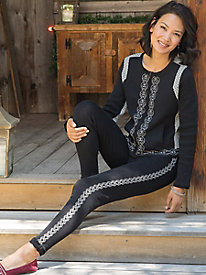 Aspen Sweater Legging