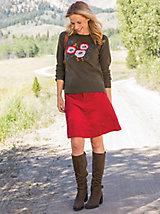 Women's Liverpool Jeans Company Michelle Capri Jeans from Sahalie ...