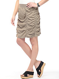 Women's Ruched Skirt