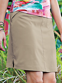 Women's Fashion Emergency Skort