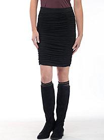 Women's Presto Chango Ruched Knit Skirt