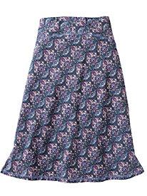 Women's Bella Coola Knit Print Skirt