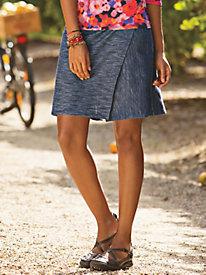 Women's Class Act Knit Skort