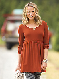 Women's The Perfect Long-Sleeved Tunic