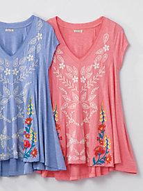 Women's Aria Knit Tunic