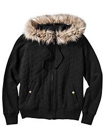 Women's Triple Good Hoodie Jacket