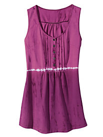 Let It Flow Tie-Dyed Tunic