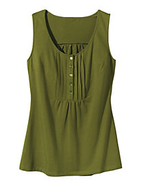 Let It Flow Solid Tunic