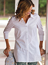 Fresh White Tunic