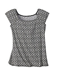 Diamond Girl Swing Top