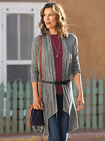 Women's Aventura Claire Long Cardigan