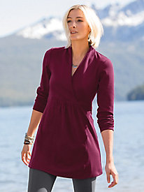 Women's Tunic Tops & Sweaters | Sahalie