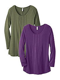 Vertical Seam Tunic