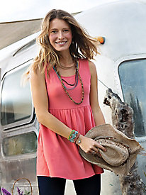 Sleeveless Perfect Tunic