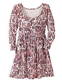 The Perfect Print Tunic