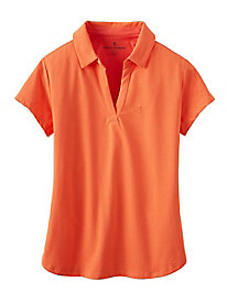 Wick-ed Cool Short Sleeve Polo