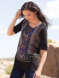 Saturday Market Tunic