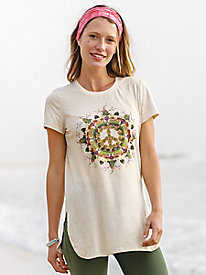 Saturday Market? Short Sleeve Tunic