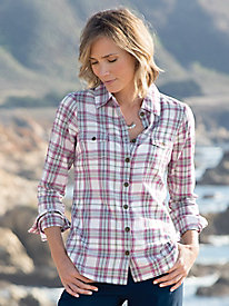 Aventura Ridley Plaid Shirt