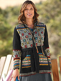 Women's Lost Horizons Hooded Cardigan
