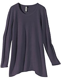 Women's Flowy Tunic Sweater