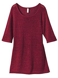 Women's A/C Tunic Sweater