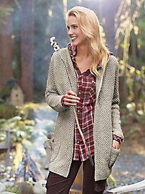 Goldilocks Cardigan