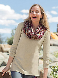 Women's Best/Better Tunic Sweater