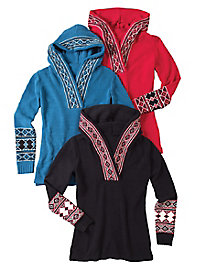Wooby Nordic Tunic Hoodie