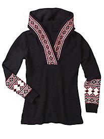 Wooby Nordic Tunic Hoodie