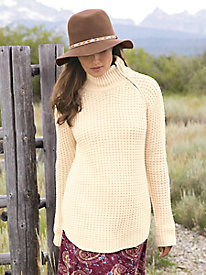 Chunky Turtleneck Sweater...