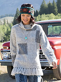 Fringe Detail Sweater