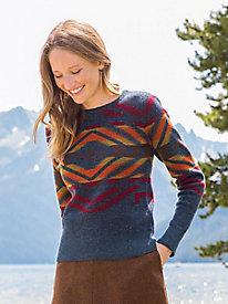 Pendleton Sunset Cross Pullover Sweater