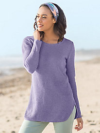 Lightweight Best/Better Sweater Tunic